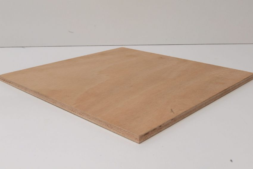 9mm Marine Ply Sheet 2500mm x 1220 Gaboon (Okoume) Throughout BS1088 WBP
